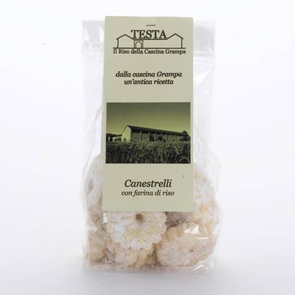 Biscotti di riso - Canestrelli