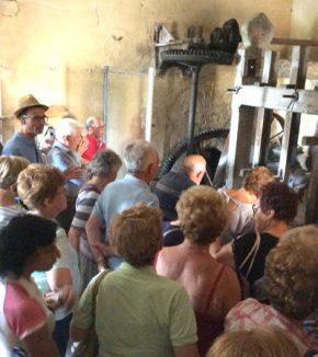 Visite in cascina Grampa